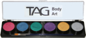 Picture of TAG Pearl Palette - 6 colours
