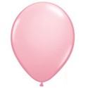 "Picture of Qualatex 5"" Round - Pink (100/bag)"