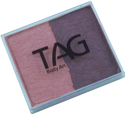 Picture of TAG Pearl Blush & Pearl Wine Split Cake 50g