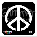 Picture of Peace BG-10 - (5pc pack)