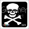 Picture of  Skull BG-23 - (1pc)