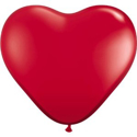 Picture of 15 Inch Heart - Red (50/bag)
