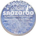 Picture of Snazaroo Sparkle Blue  - 18ml