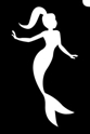 Picture of Mermaid Princess - Stencil (1pc)