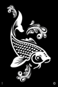 Picture of Elite - HD Stencil - Koi - L11 (1pc/pk)