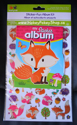 Picture of Sticker-Fun Album Kit - Fox