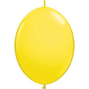 Picture of 6 Inch Quicklink Qualatex - Yellow (50/bag)