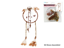 Picture of Craft Kit: Dream Catcher - Natural