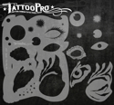 Picture of Tattoo Pro Stencil - Eye See You (ATPS-119)
