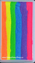 Picture of TAG Neon Rainbow Cake 30g
