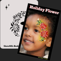 Picture of Holiday Flower - Stencil Eyes Profile - SOBA