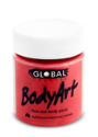 Picture of Global  - Liquid Face and Body Paint - DEEP RED 45ml