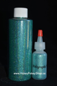 Picture of Holographic Turquoise - Amerikan Body Art ( 8oz )