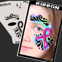 Picture of Ribbon Stencil Eyes Profiles- SOBA