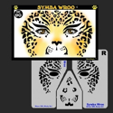 Picture of Symba Wroo Stencil Eyes - 90SE-C - (Child Size 4-7 YRS OLD)