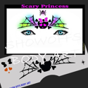 Picture of Scary Princess Stencil Eyes - 76SE