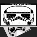 Picture of Trooper Stencil Eyes