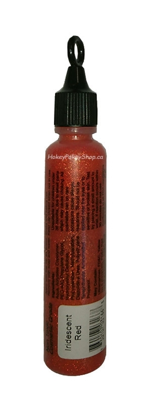 Picture of Global - FX Glitter Gel - Iridescent Red - 36ml
