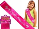 Picture of Birthday Princess Sash