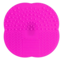Picture of Brush Cleaning Pad - Magenta