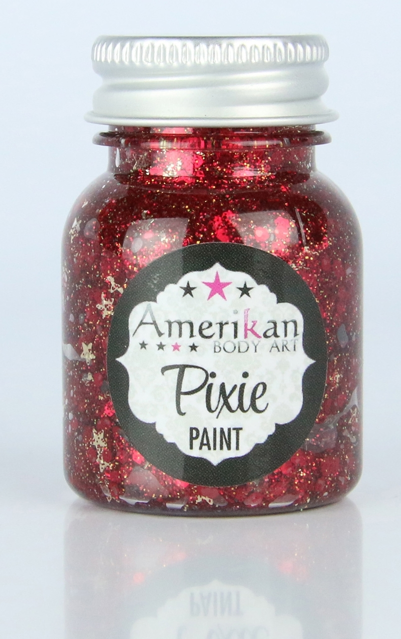 Picture of Pixie Paint - Little Red Corvette - 30ml