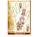 Picture of Henna Stencil 2 - Gulf Beauty - SOBA