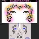 Picture of Daisy Dance Stencil Eyes - 13SE - (8YRS and UP)