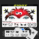 Picture of Ziggy Stencil Eyes - 100SEc