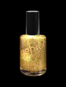 Picture of Mehron Nail Polish - Gold Glitter