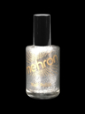 Picture of Mehron Nail Polish - Silver Glitter