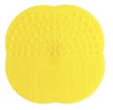 Picture of Brush Cleaning Pad - Yellow