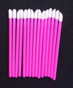 Picture of Disposable Lip Brush - Pink (Pack of 15)