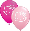 "Picture of 5"" Hello Kitty Balloons (100/bag)"