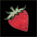 Picture of Strawberry - Sparkle Stencil (1pc)
