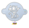 Picture of TAP 067 Face Painting Stencil - Rose