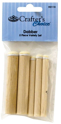 Picture of Crafter's Choice Wooden Dabber Sponge Set - 5pc
