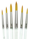 Picture of R&L - Aqualon Brush Set (RAQUA-ROUNDS) 6pc