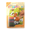 Picture of Mini Color Pencil By Number Kit - Assortment