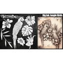 Picture of Tattoo Pro Stencil - BIG INK - Jungle Birds (ATPS-BGNK-104)