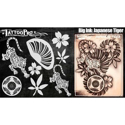 Picture of Tattoo Pro Stencil - BIG INK - Tiger (ATPS-BGNK-102)