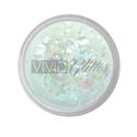 Picture of Vivid Glitter Loose Glitter - Purity (25g)
