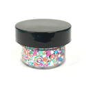 Picture of ABA Chunky Glitter - Tropical Rainbow (15ml)