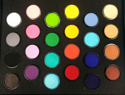 Picture of DFX - 24 Colours Regular Palette Set - (24x10G)