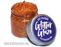 Picture of Glitter Glaze - Orange - 30ml