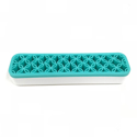 Picture of Silicone Brush Holder - Teal