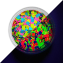 Picture of Vivid Glitter Loose Chunky Glitter - Candy Cosmos UV (10g)