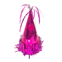 Picture of Party Hat Balloon Weight - 180G - Pink