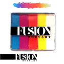 Picture of Fusion Rainbow Cake - Summer Sunrise - 50g