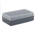Picture of Fusion Empty Split Cake Container (Black) - 30g