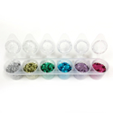 Picture of Superstar Biodegradable Chunky Glitter Mix 6 Pack (90ml)